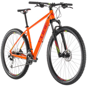 Cube Analog MTB Hardtail orange